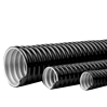 Heat-shrinkable insulating tubes and insulating materials