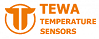 Tewa temperature sensors