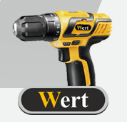 Wert - hand and power tools, service equipment