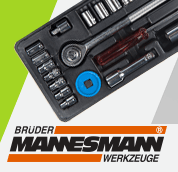B.Mannesmann - hand and power tools, service equipment