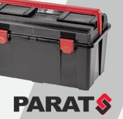 Parat - tool cases and LED work and camping lighting