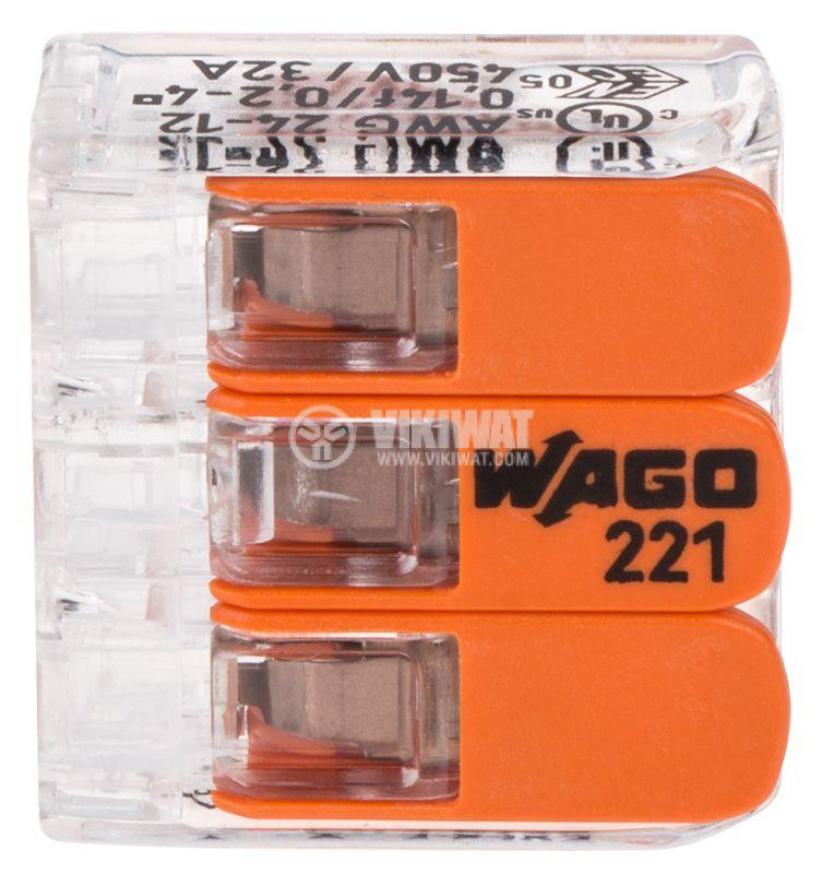 WAGO 221-413 - 4