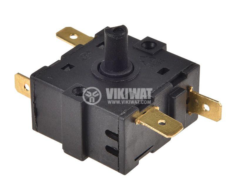 Електрически ключ 4поз - 1