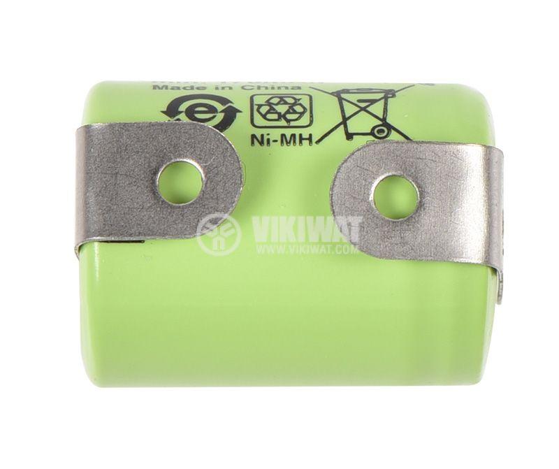 Акумулаторна батерия 170mAh, 1.2V, Ni-Mh, 1/3AAA   - 3