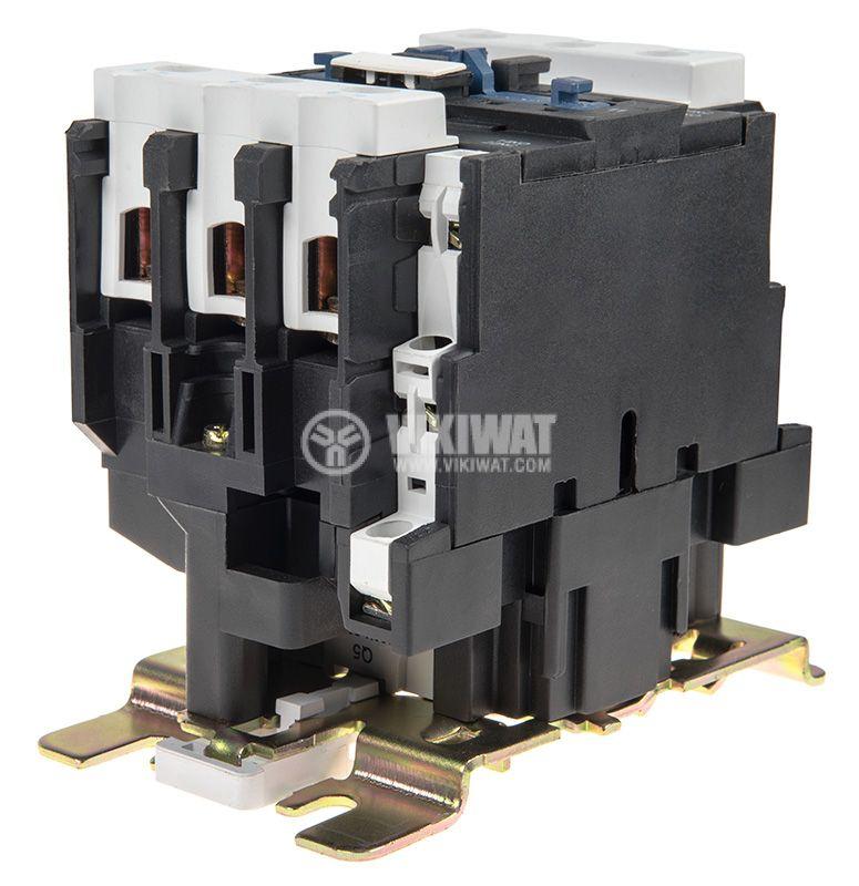Контактор CJX2-D5011, 3P, 380V, 50A   - 3