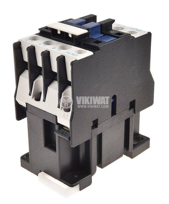 Contactor CJX2-D1810, 3P, 110V, 18A - 4