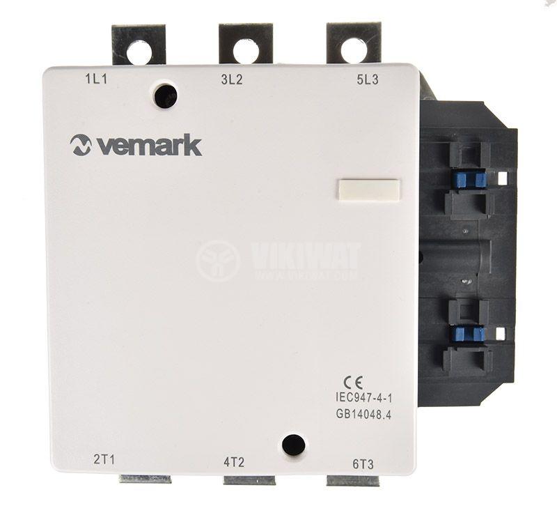 Contactor CJX2-D475, 3P, 380V, 475A - 3