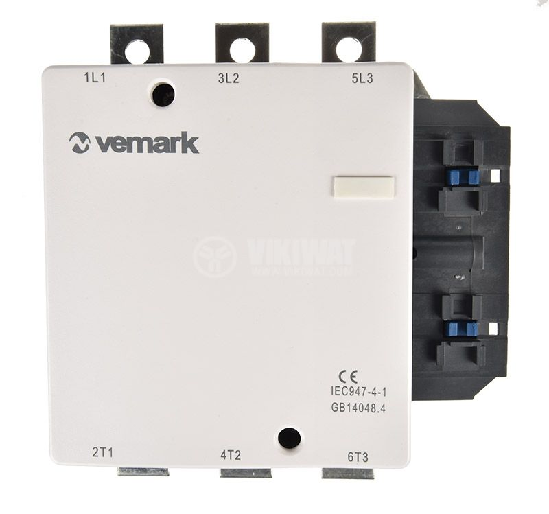 Contactor CJX2-D410, 3P, 220V, 410A - 3