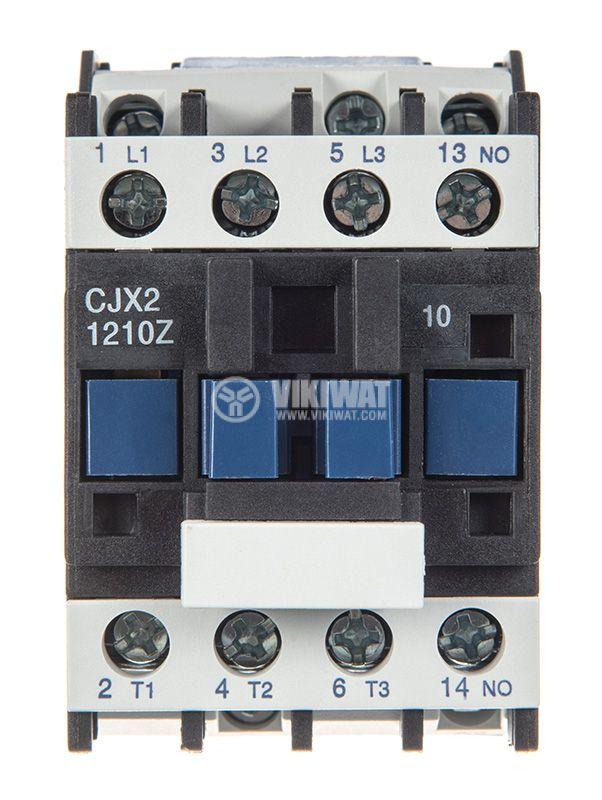 Contactor CJX2-1210Z, 3P, 24V, 12A   - 2
