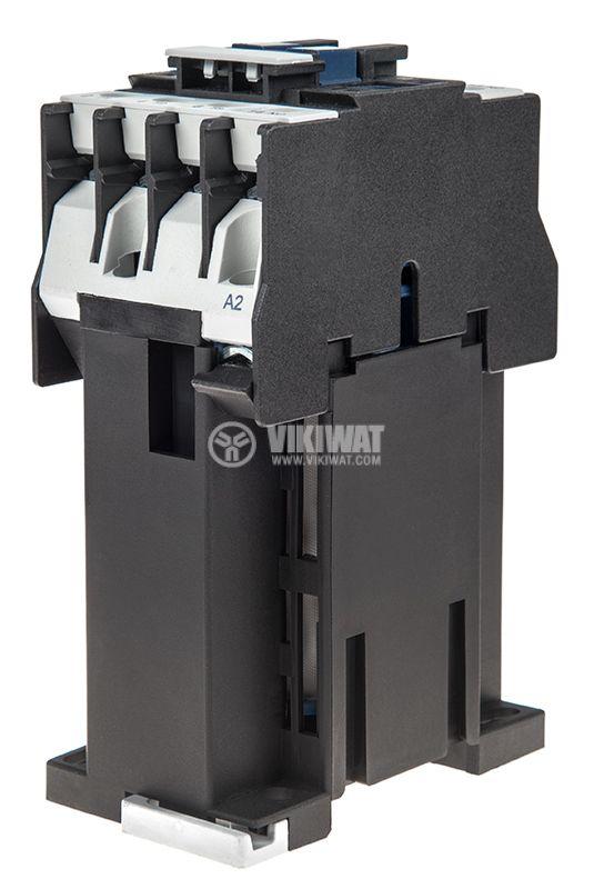 Contactor CJX2-1210Z, 3P, 24V, 12A   - 4