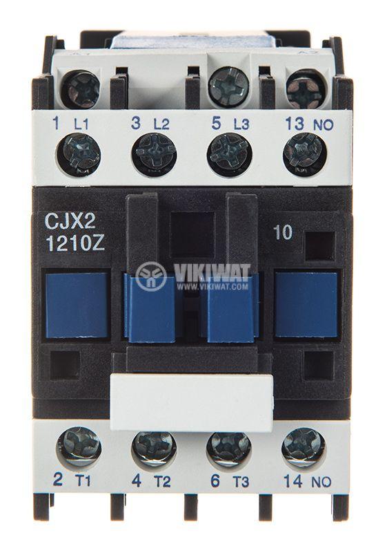 Contactor CJX2-1210Z, 3P, 48V, 12A   - 2