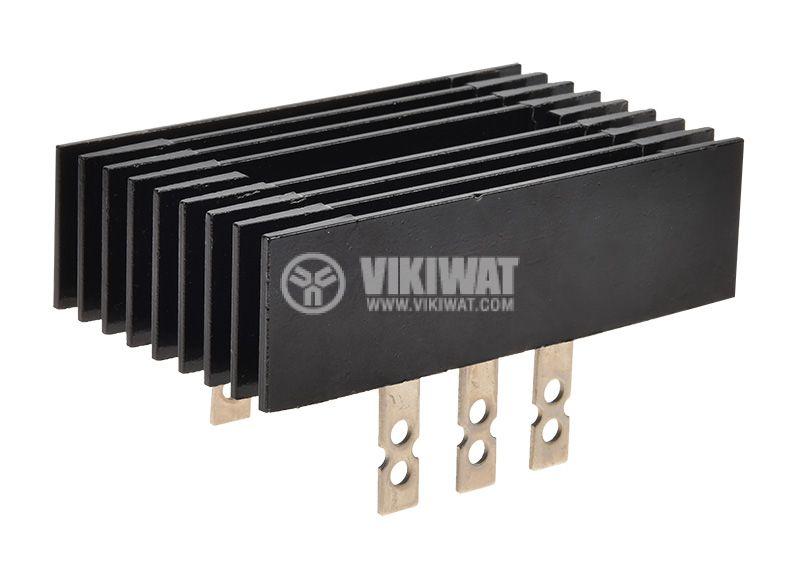 Bridge rectifier 100A, 1000V, SQL3-100A-1000V, three phase - 1