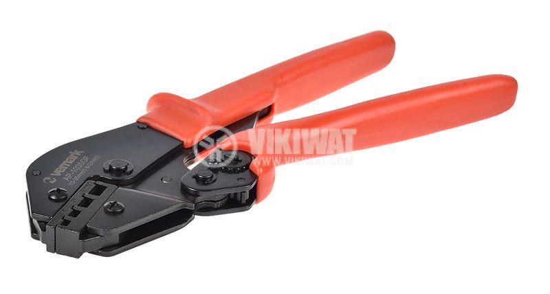 Pilers AP-1035GF, crimping, insulated - 2