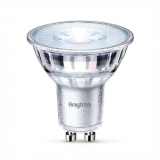 LED spotlight 4.8W, GU10, MR16, 220-240VAC, 360lm, 2700K, warm white, glass, BA27-00550