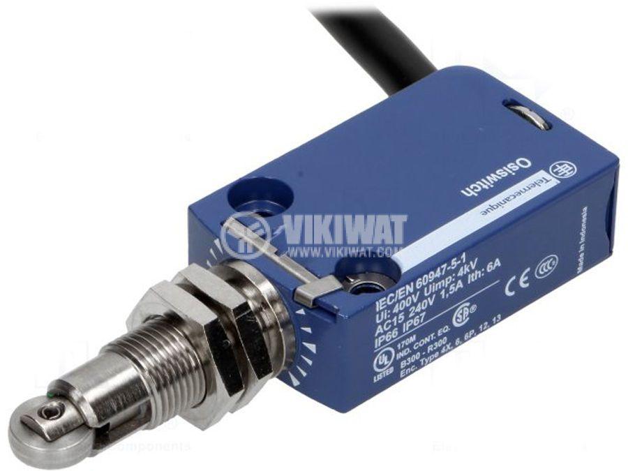 Limit switch XCMD21F2L1