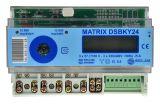 Electrometer three phase, MATRIX DSBKY24, electronic, 400V, 10A