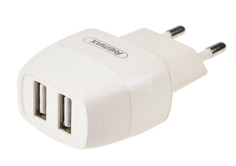 Зарядно за смартфон и таблет Flinc RP-U29, бяло  - 1