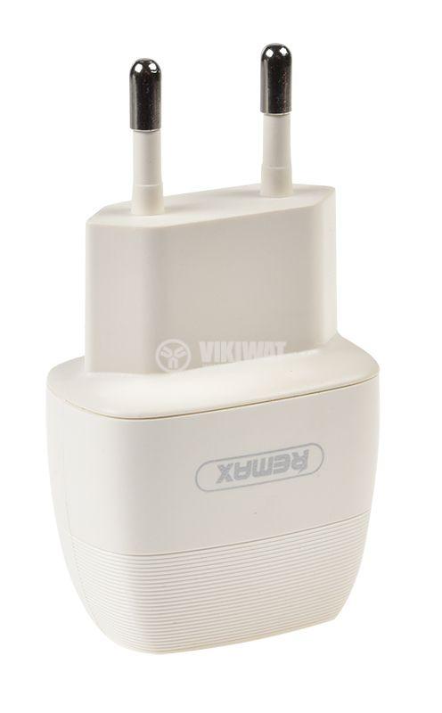 Зарядно за смартфон и таблет, 2.1A, 5VDC, Flinc RP-U29, бяло  - 4