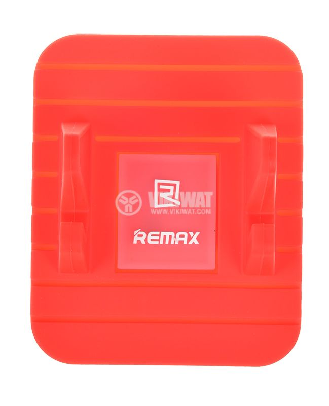 REMAX Fairy Mobile Phone Holder for Car Home Travel Office Red  - 2