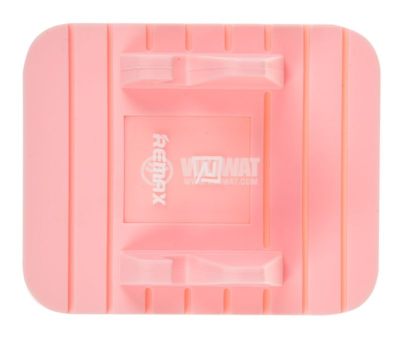 Стойка , розова, визуален ъгъл 120°, за табло - 2
