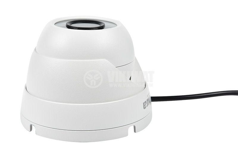 HDCVI куполна камера, Dahua, 4Mpx, 2.8mm, IP67 - 4