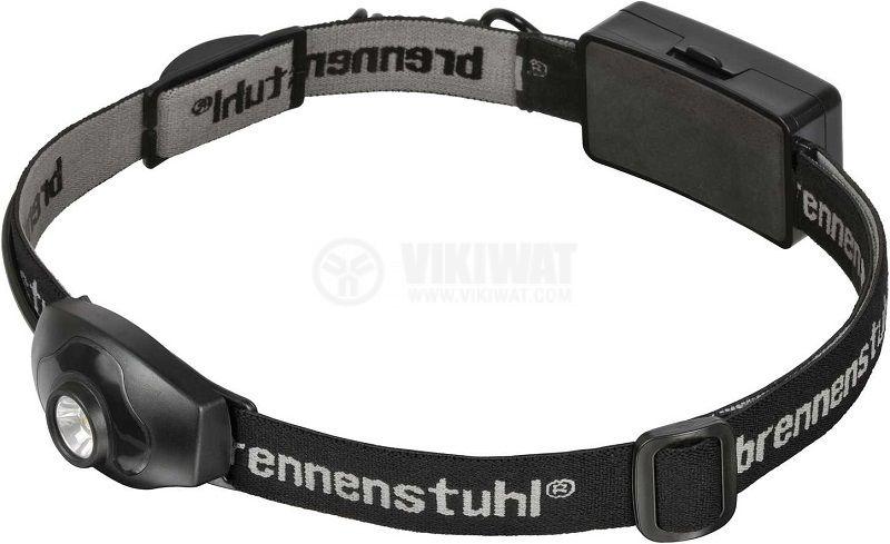 LED челник KL 100 Brennenstuhl 2xAA 1LED 100lm IP44 влагозащитен 1178760 - 1