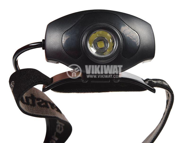 LED челник KL 100 Brennenstuhl 2xAA 1LED 100lm IP44 влагозащитен - 3