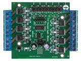 LED light controller, 8 channels, 12VDC, 18 light effects