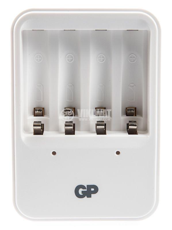 Зарядно устройство за 4 x AA / AAA, Ni-MH акумулаторни батерии - 1