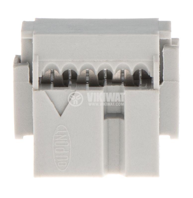 Съединител IDC 12х10.5х6mm  - 4