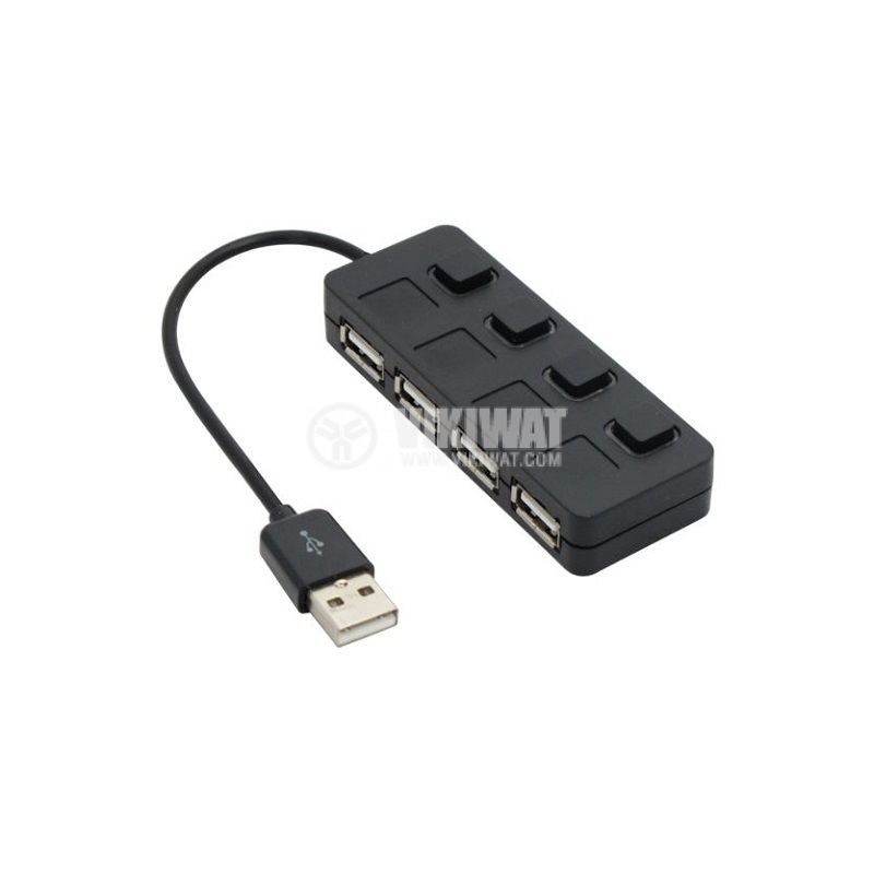 USB hub, 4 ports