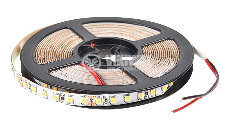 LED strip BS01-00610, 120LED/m, 20W/m, 24VDC, IP20, warm white  - 2