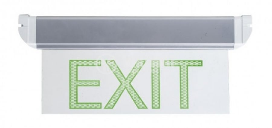 Аварийно LED осветително тяло EXIT 230V TA 3115 за стена