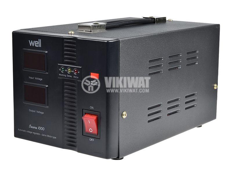 Стабилизатор на напрежение 1000VA - 2