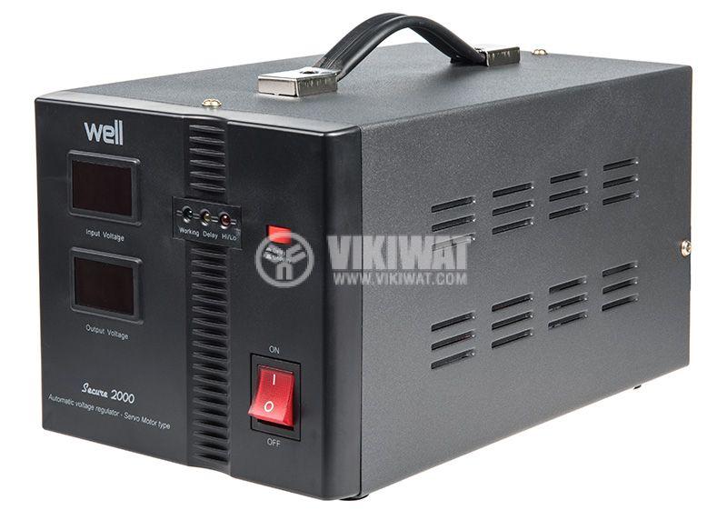 Стабилизатор 2000VA 230V - 2