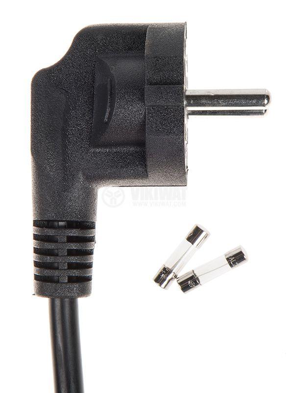 Стабилизатор на напрежение AVR-SRV-SECURE2000-WL 2000VA 230VAC серво мотор - 4
