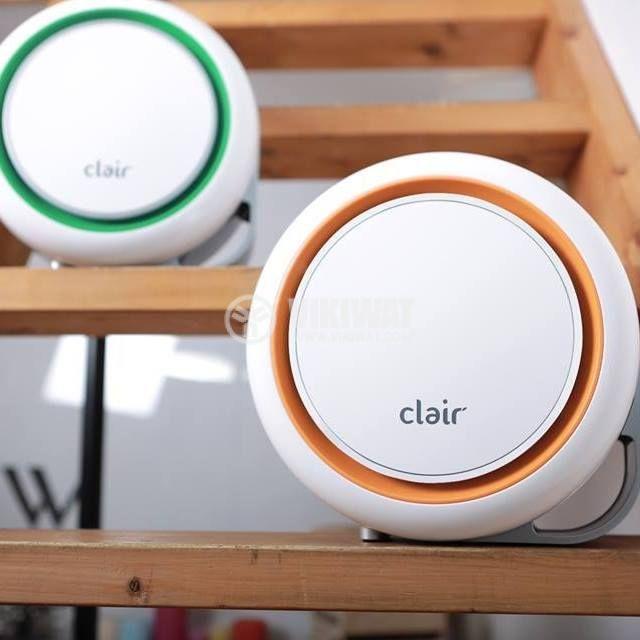 Най-добрият пречиствател на въздух Clair Южна Корея R1BF2025, специален E2F филтър - 5