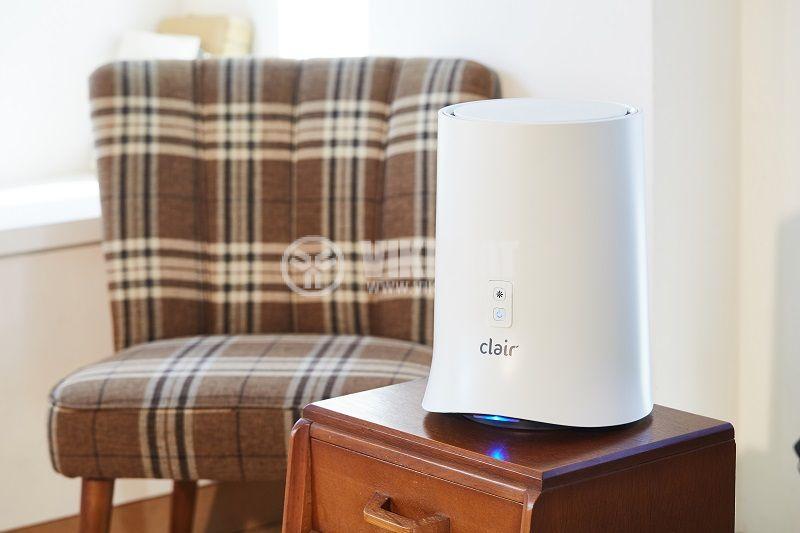 Mini quiet air purifier for medium rooms Clair Korea W1TD1866 - 4