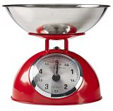 Kitchen scales, analogue, max 5kg, accuracy 25g