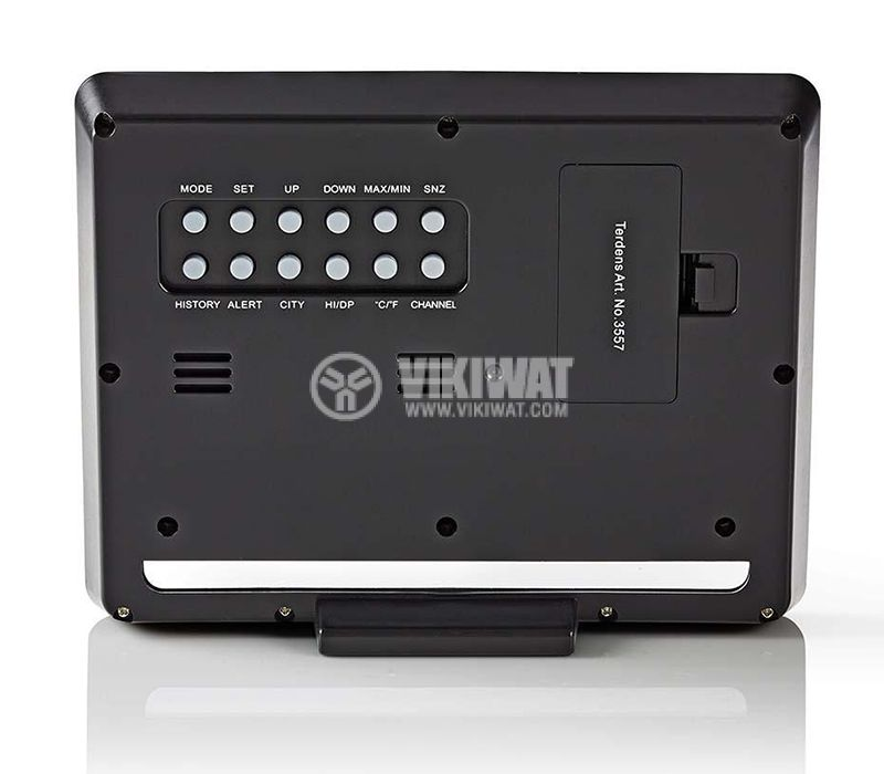 Weather station indoor and outdoor temperature - 2