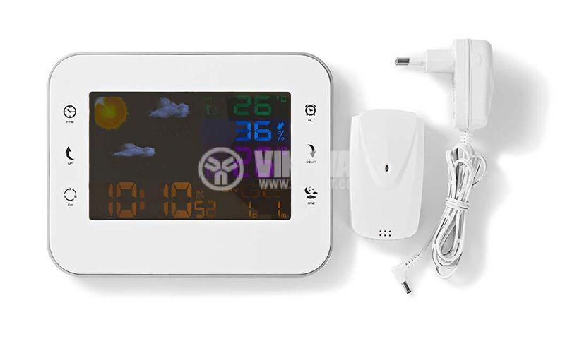 Метеостанция с безжичен сензор - 6