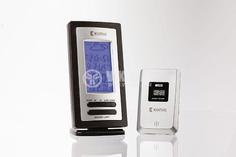 Метеостанция със сензор - 3