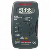 Pocket Mulimeter M300, LCD(2000), Vdc/Vac/Adc/Ohm