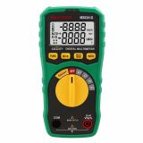 Smart digital multimeter MS8301D, LCD(6000), Vdc/Vac/Ohm/Hz