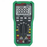 Digital multimeter MS8251B, LCD(6600), Vdc/Vac/Adc/Aac/Ohm/F/Hz/°C/Lo-Z