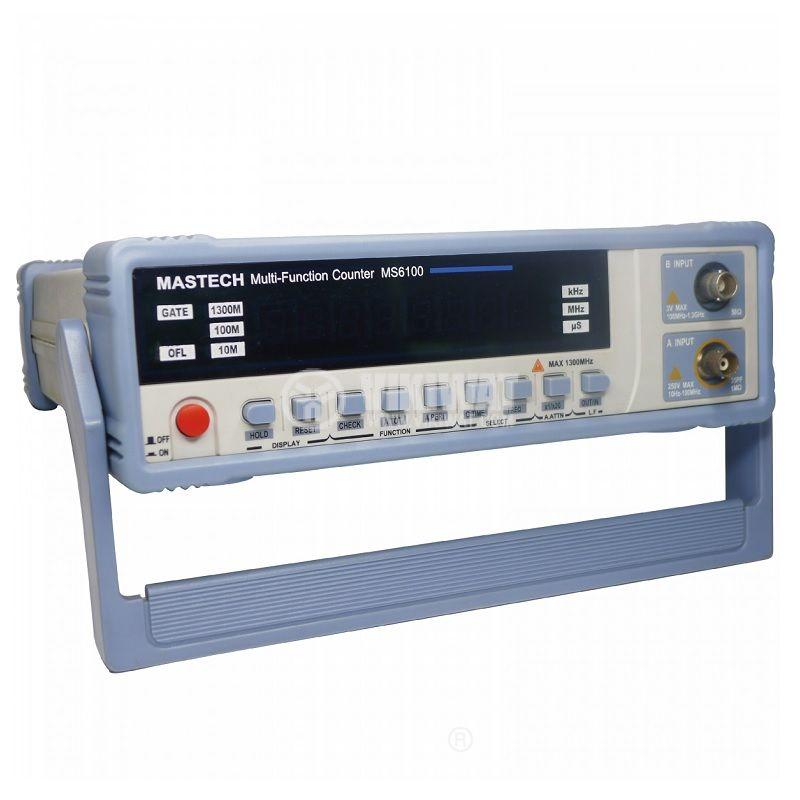 Мултифункционален цифров брояч Mastech MS6100 - 1