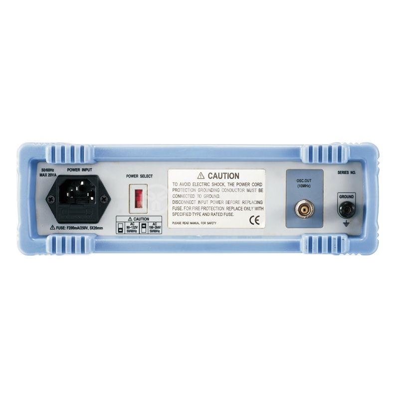 Мултифункционален цифров брояч MS6100 - 2