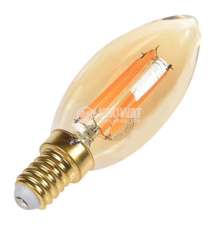 LED лампа FILAMENT 4W - 5