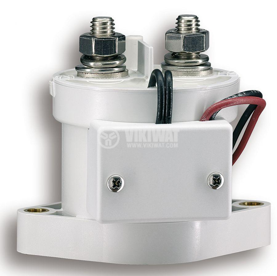 DC relay PA EV200 DC Type A 12 V / 24 V, for remote contrl Steca PA 15