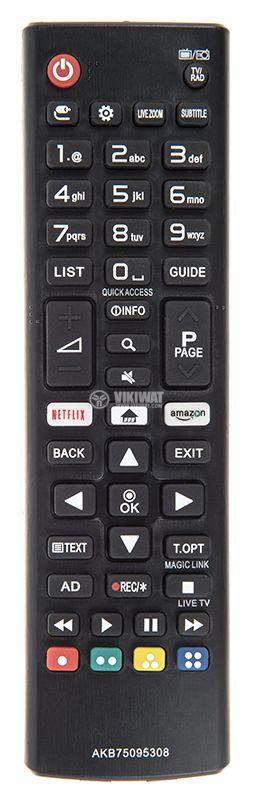 Дистанционно управление за телевизор LG AKB75095308 - 1